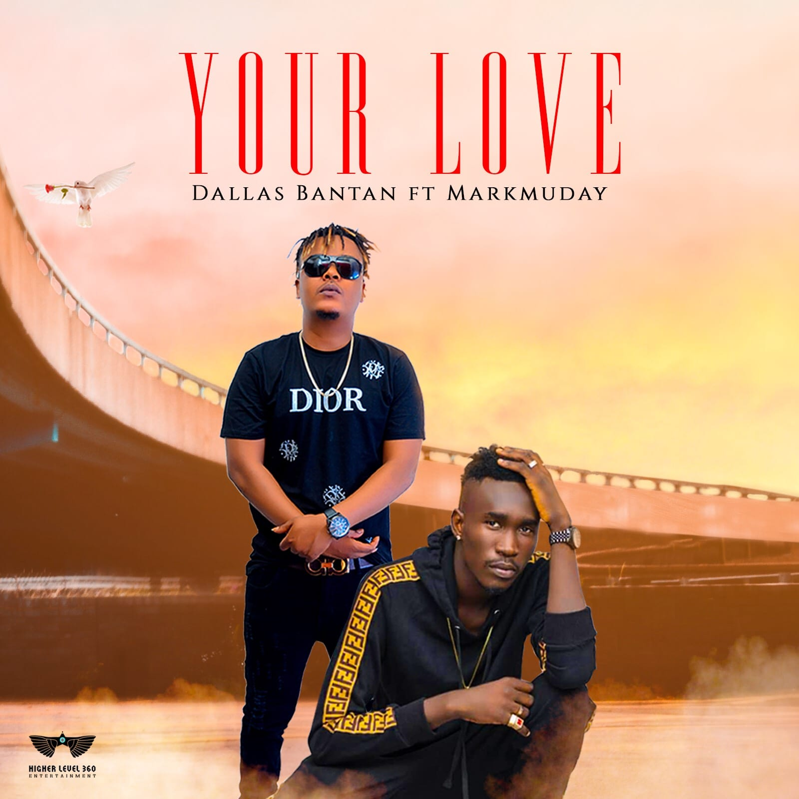 Your love art cover
