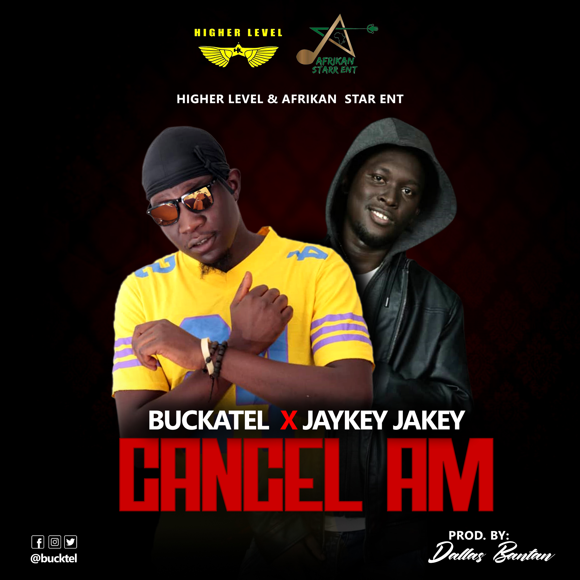 Music Premiere : Buckatel X Jaykey Jaykey – CANCEL AM